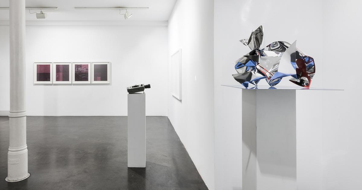 9 Exhibition view