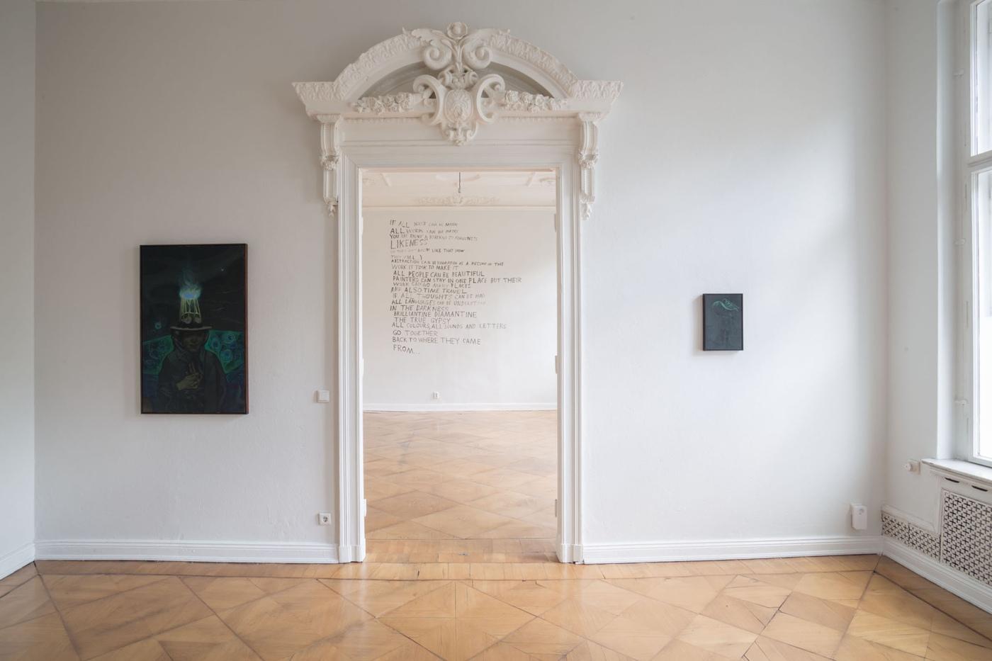 Victor Man Galerie Neu 2016_1