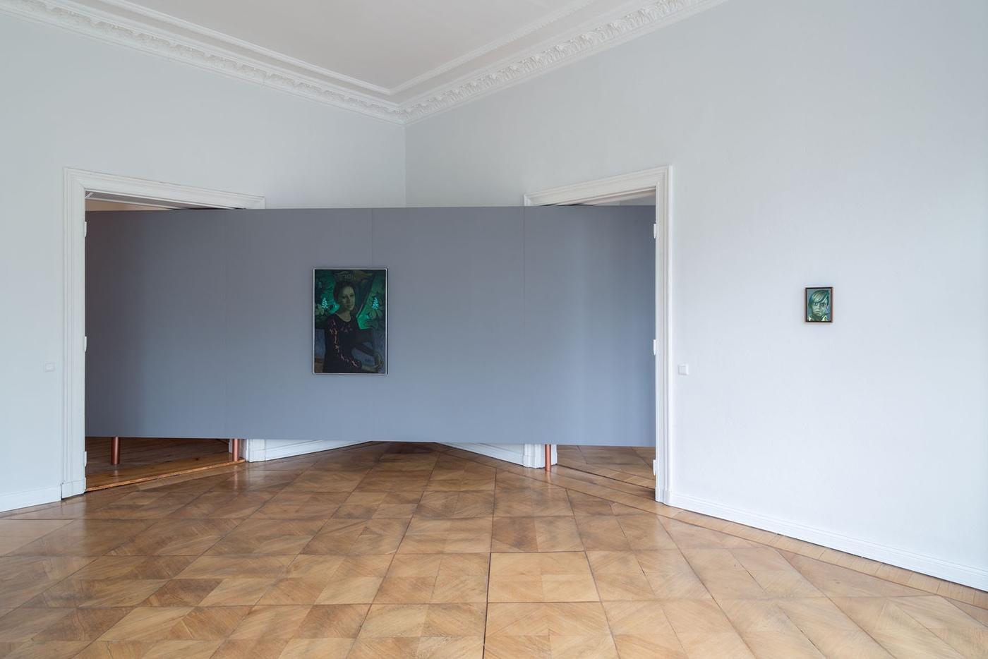 Victor Man Galerie Neu 2016_11