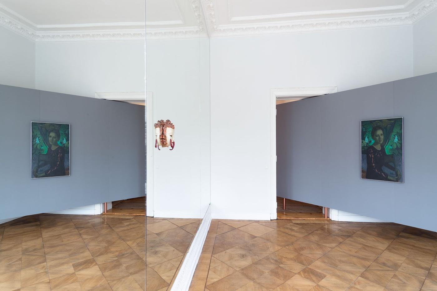 Victor Man Galerie Neu 2016_12