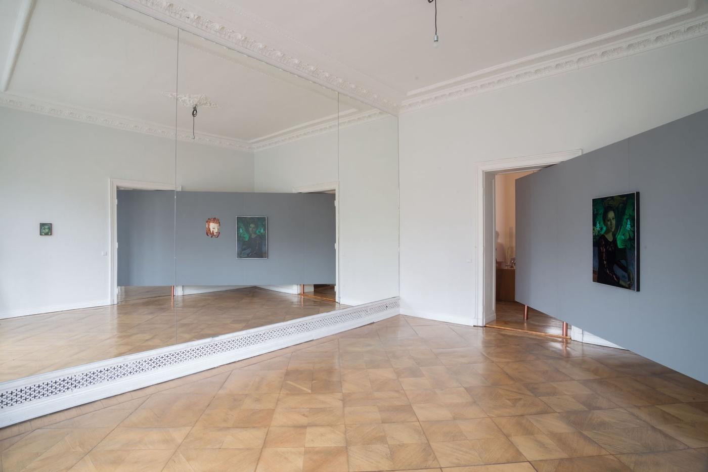 Victor Man Galerie Neu 2016_13