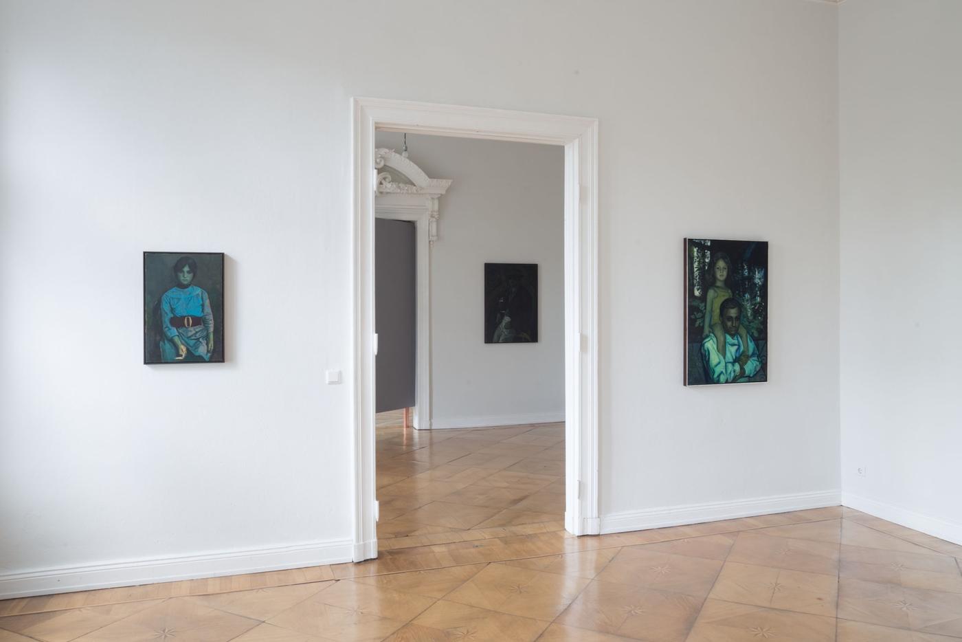 Victor Man Galerie Neu 2016_2