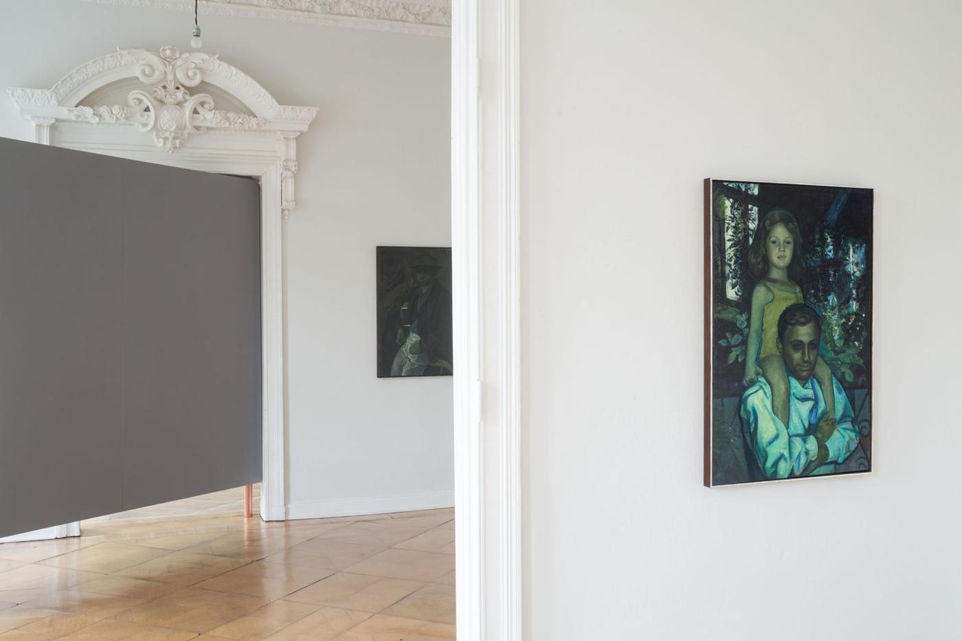 Victor Man Galerie Neu 2016_4