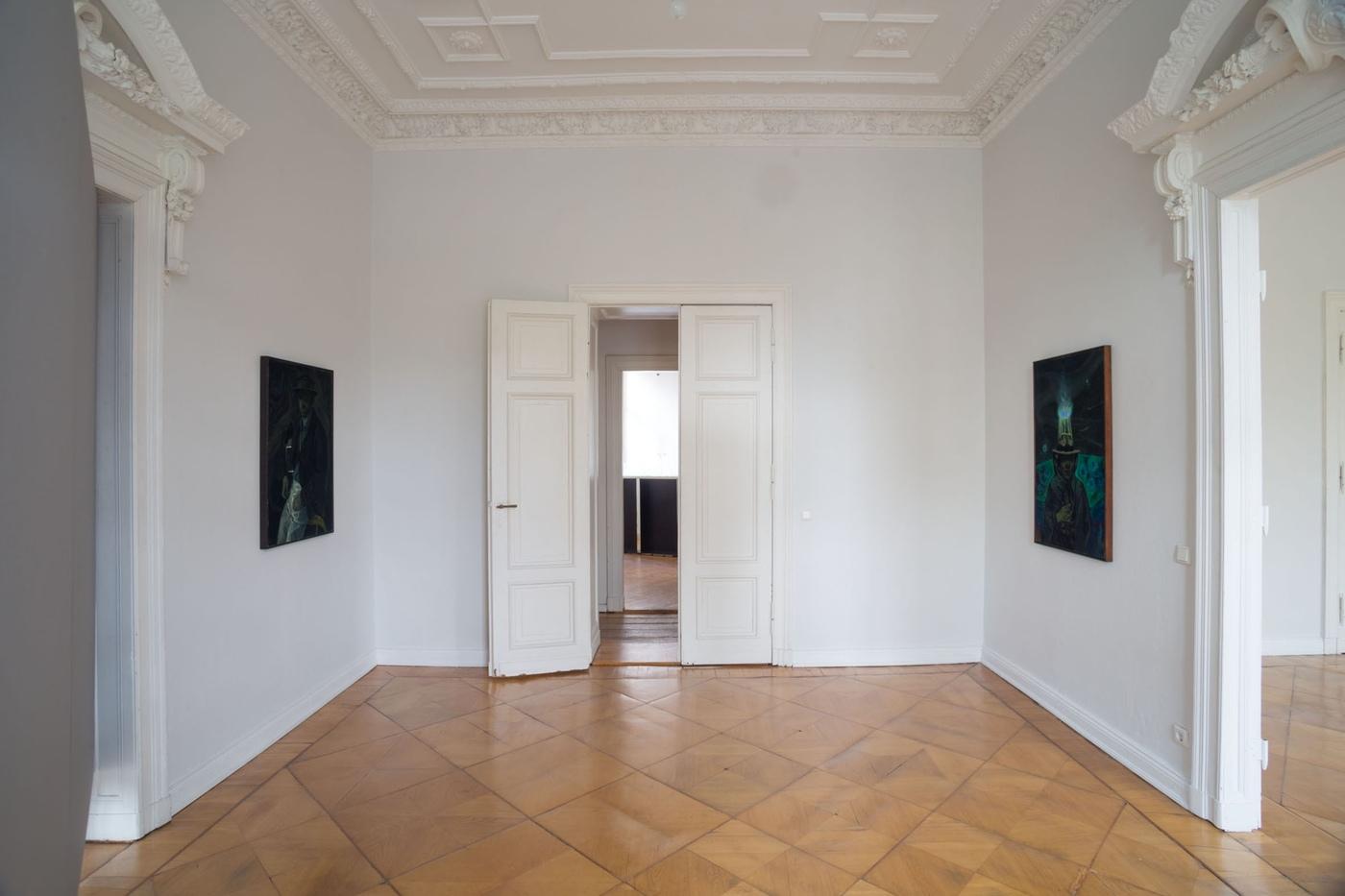 Victor Man Galerie Neu 2016_5