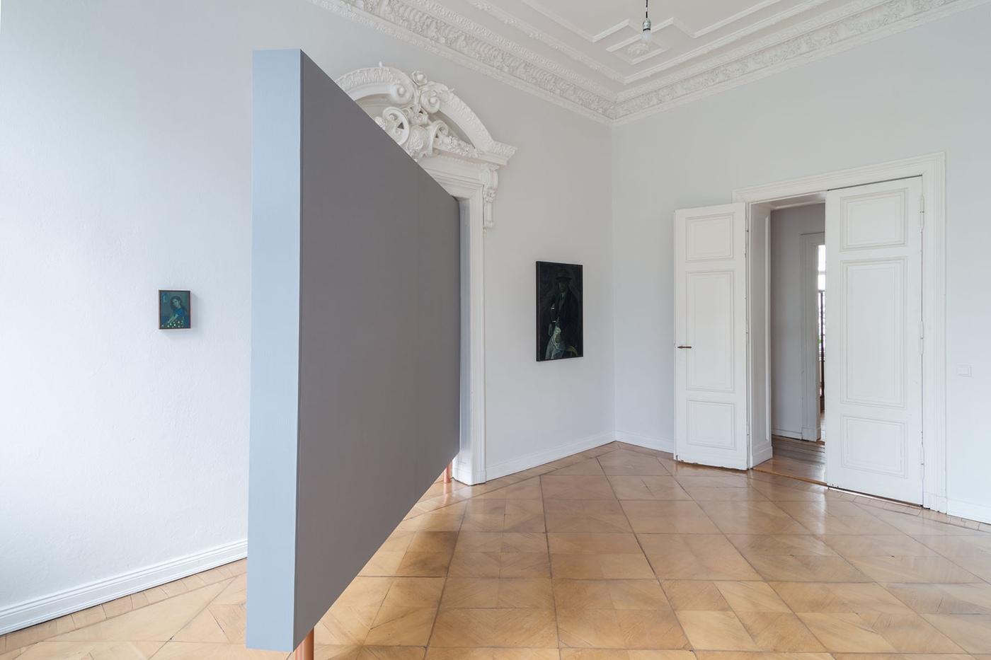 Victor Man Galerie Neu 2016_8