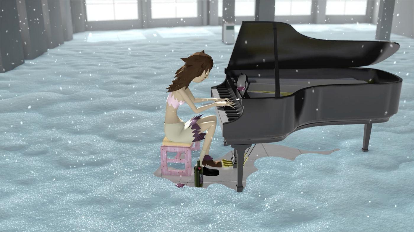 5_MandyÔÇÖs Piano Solo in Columbine Cafeteria_still_GG