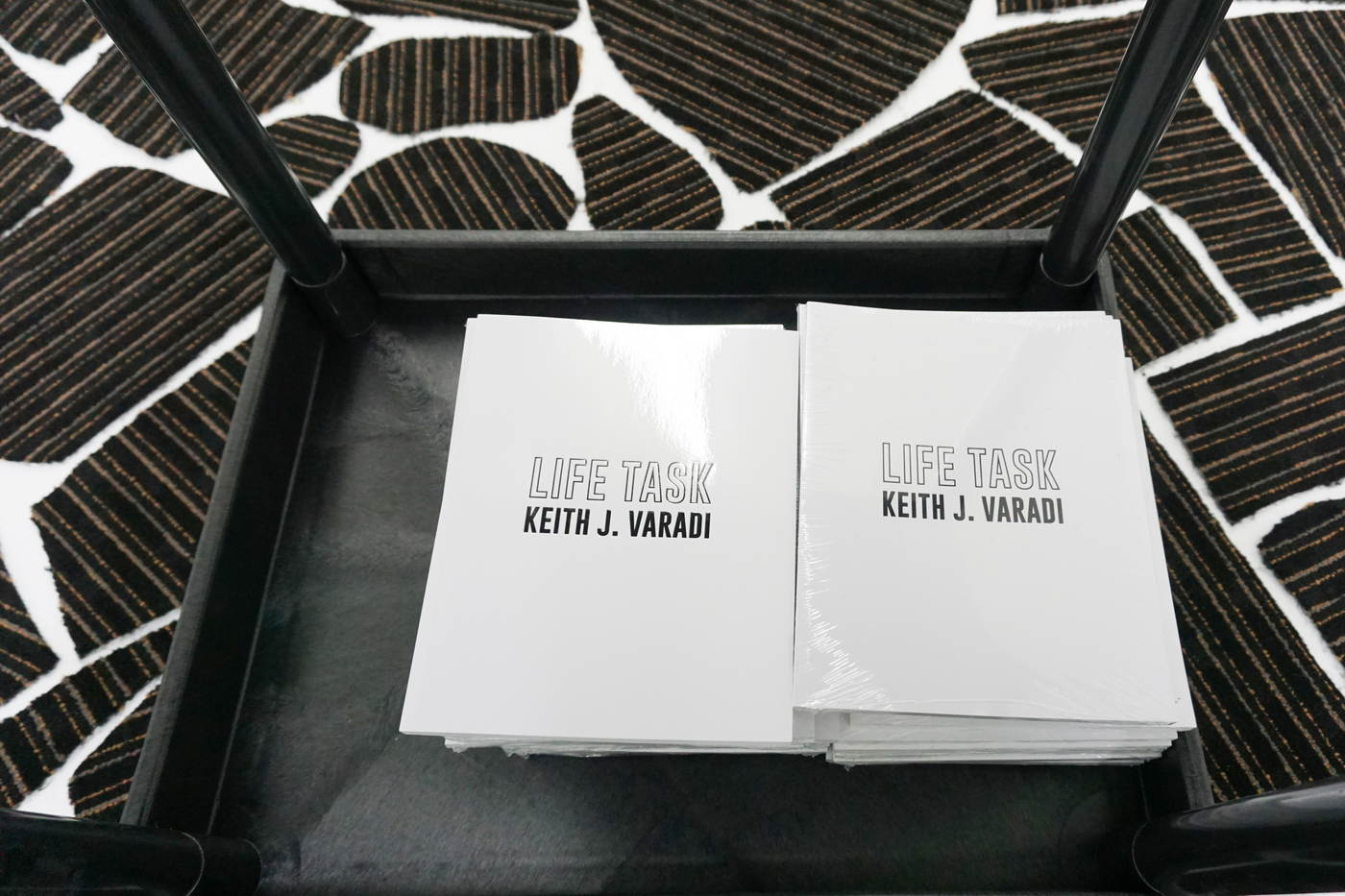 Keith J. Varadi_Life Task