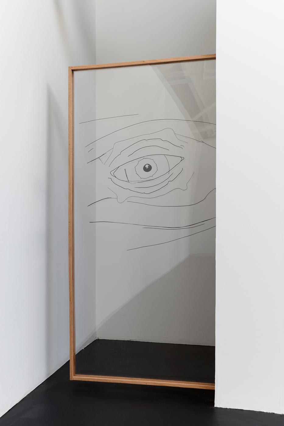 02. Bernhard Hegglin - Sliding Door (dreams make flesh), 2016