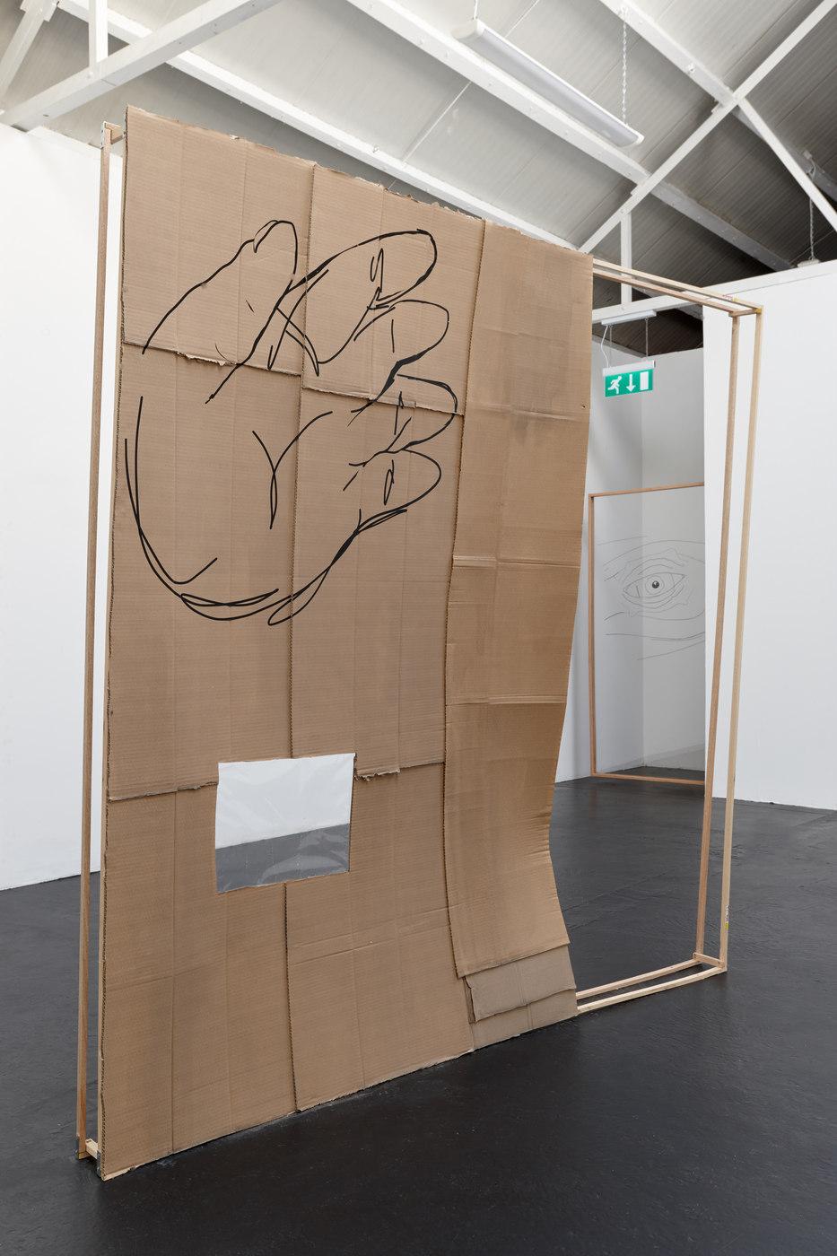 03. Bernhard Hegglin - Bar de Ligne - Installation View III