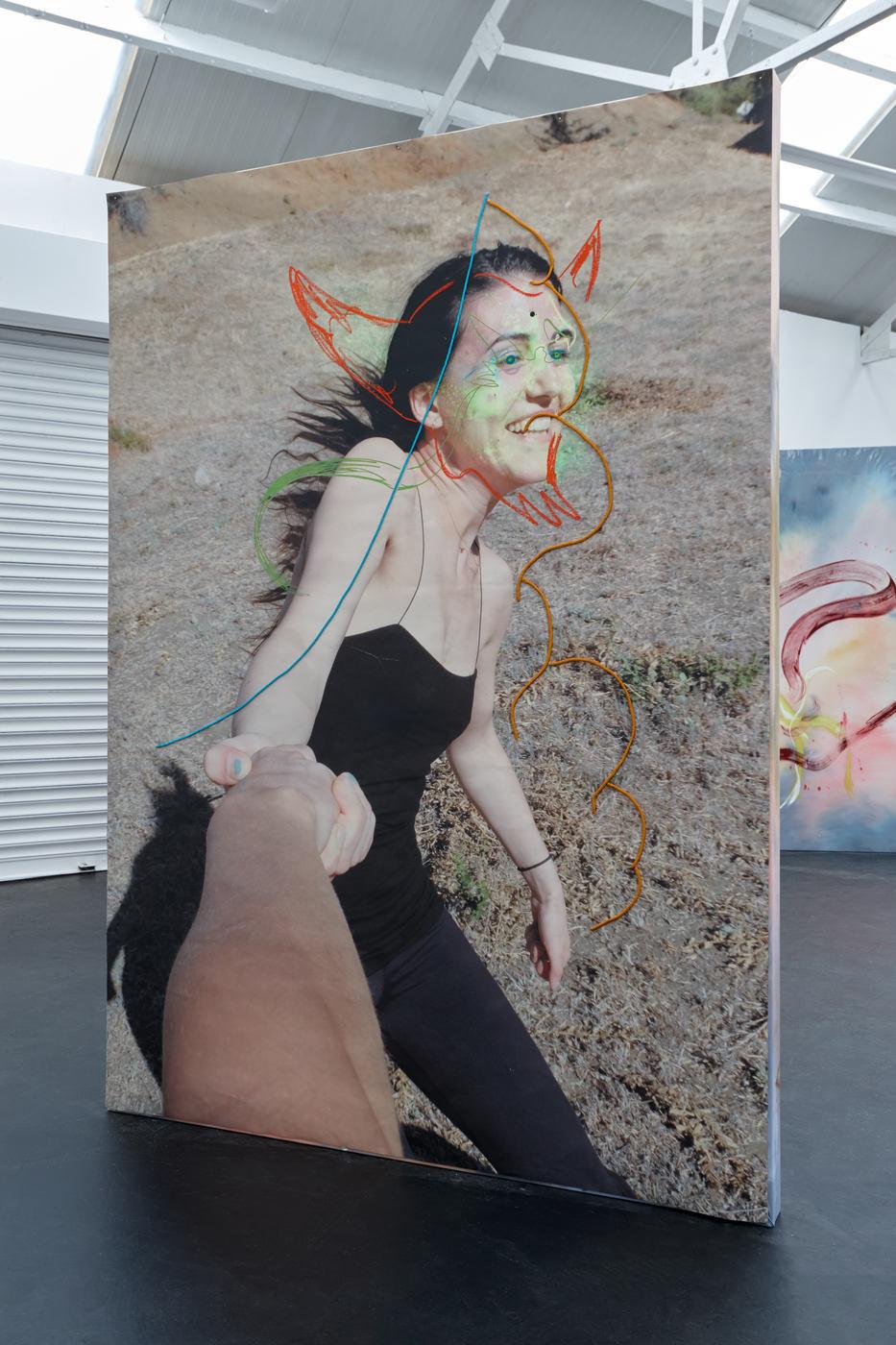 04. Nora Berman - Nora Orb (Calabasas spin), 2016 (ii)