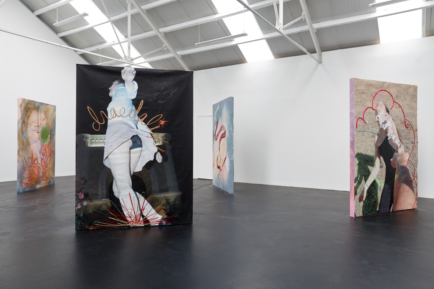 05. Nora Berman - Charm - Installation View V