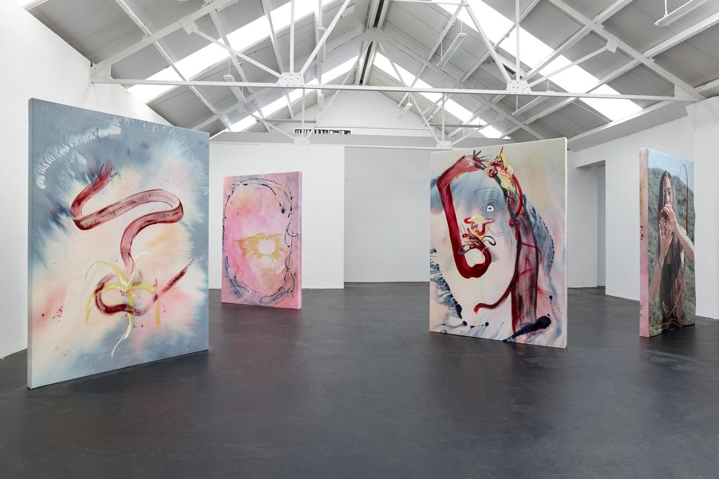 06. Nora Berman - Charm - Installation View VI