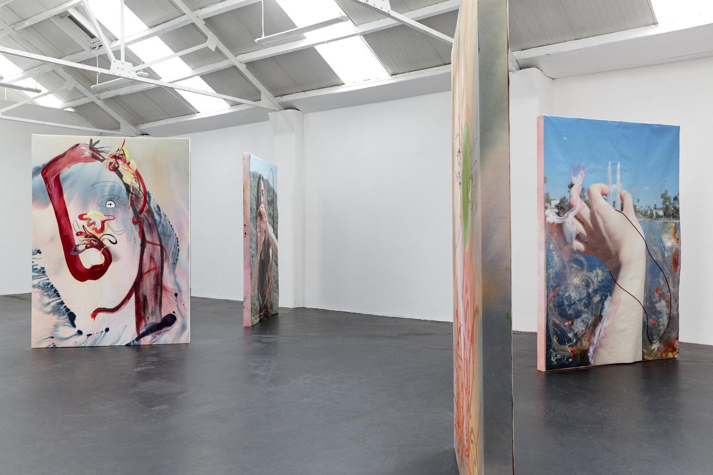 08. Nora Berman - Charm - Installation View VIII