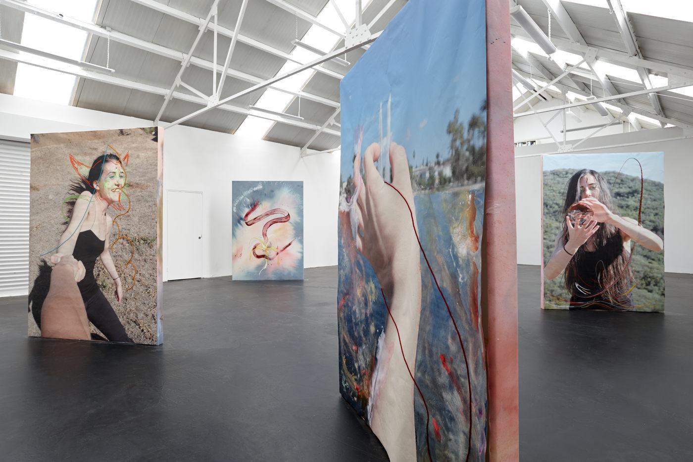 09. Nora Berman - Charm - Installation View IX