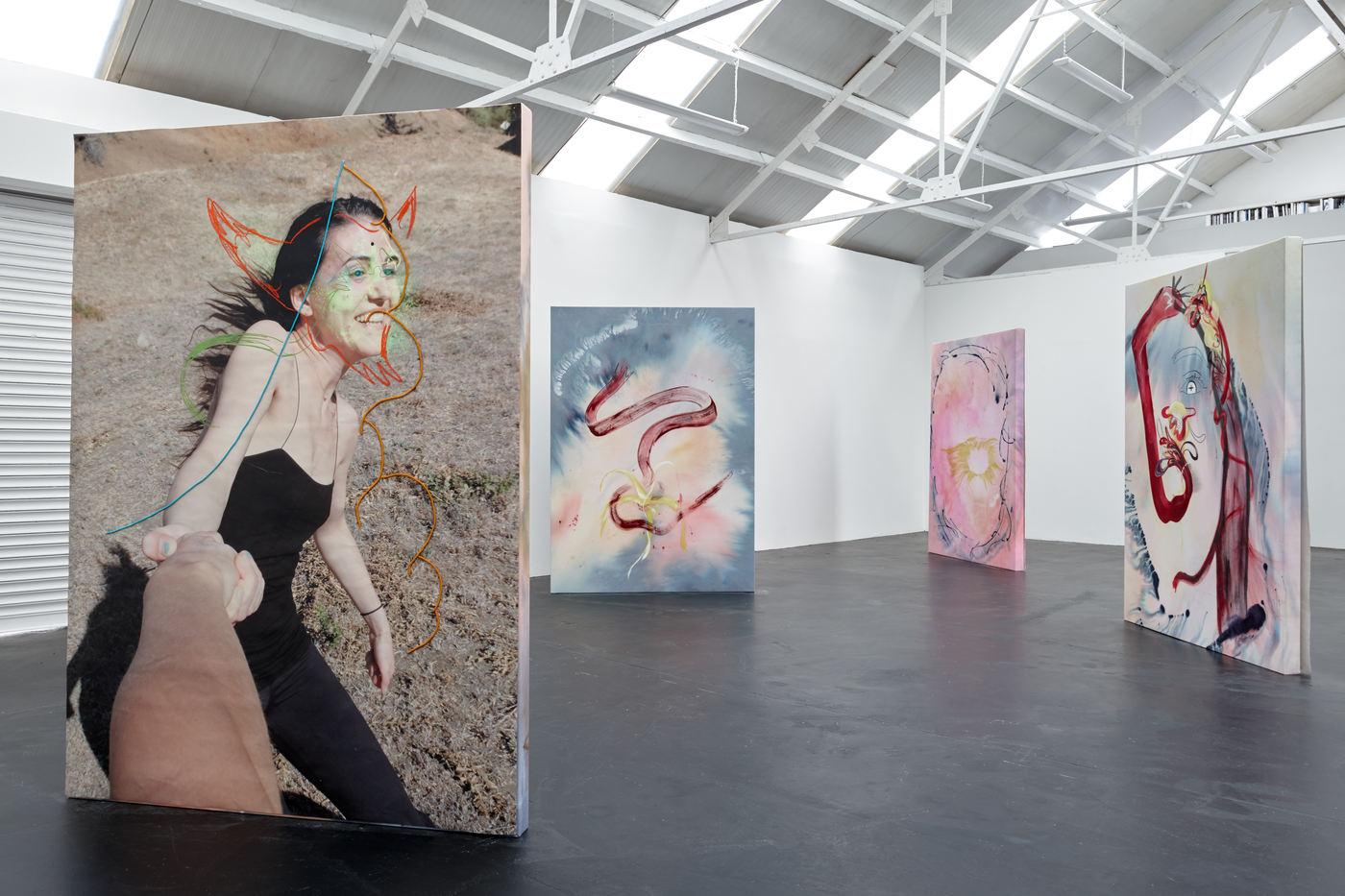 10. Nora Berman - Charm - Installation View X