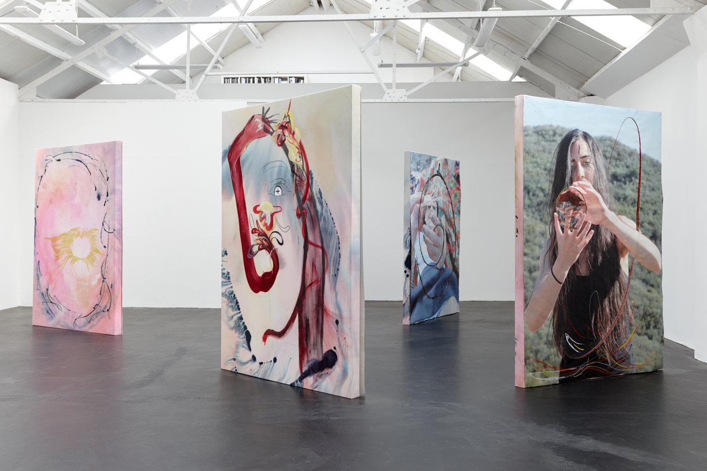 11. Nora Berman - Charm - Installation View XI