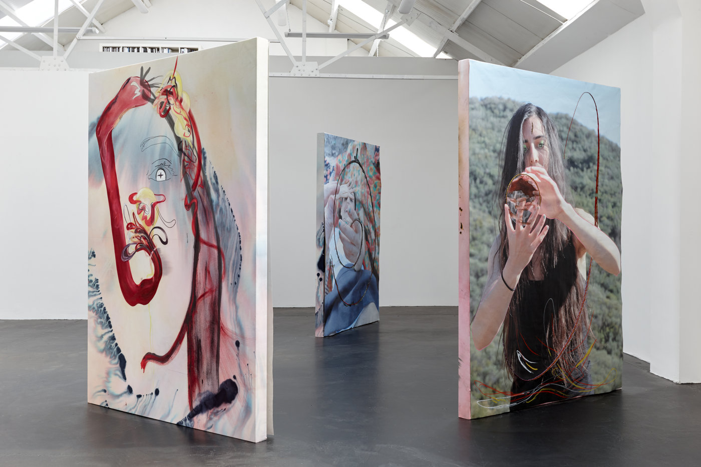 13. Nora Berman - Charm - Installation View XIII