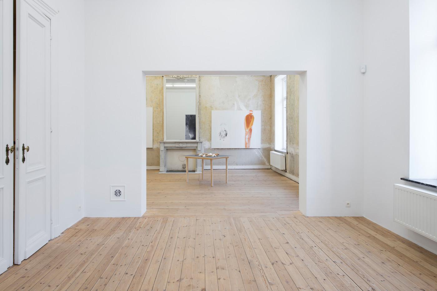 Dans un monde Magnifique et Furieux, exhibition view