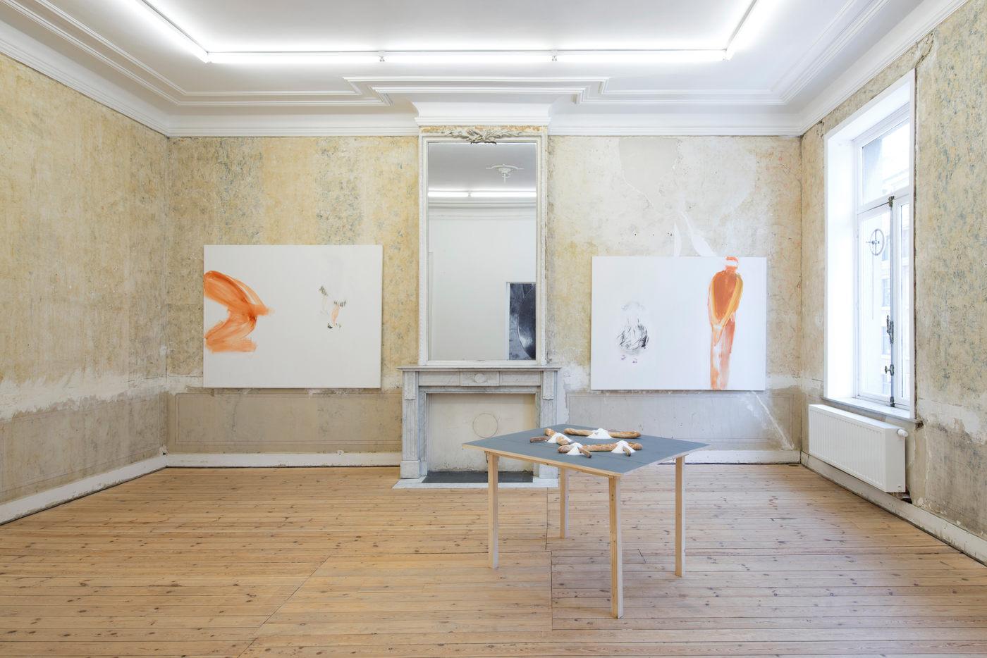 Dans un monde Magnifique et Furieux, exhibition view(3)