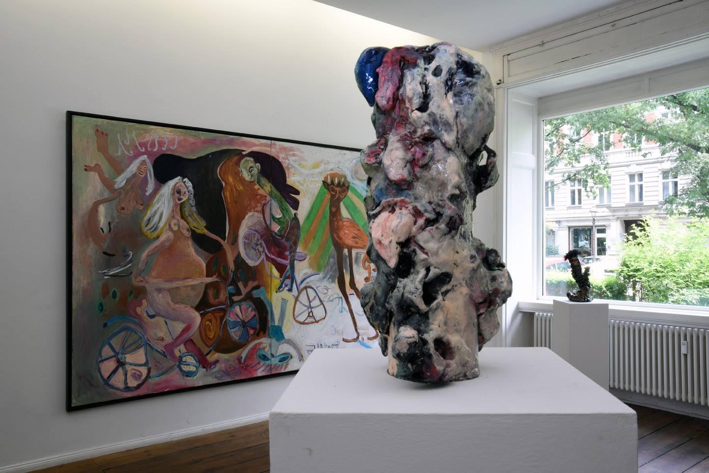 Janes Schmallenberg, 2016, installation view at Grimmuseum (5)