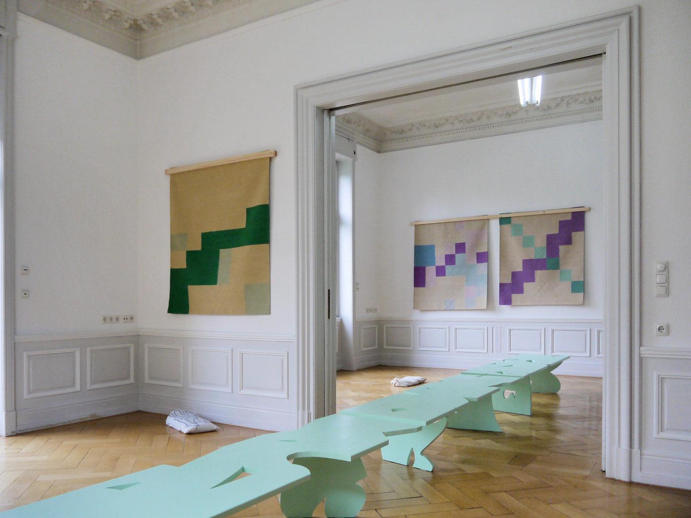 Salon Kennedy_Andy Boot_exhibition e4 e5_Frankfurt_Contemporary Art_Cultural Avenue