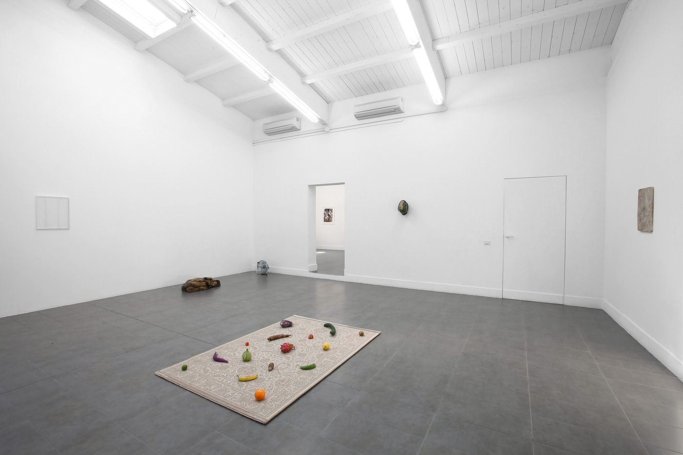 The structure of the wild (installation view) 07