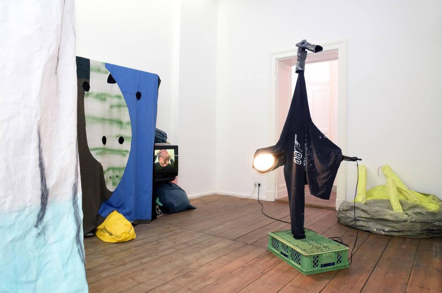 Ulrika Segerberg, Trust Me Not, 2016, installation view at Grimmuseum (5)