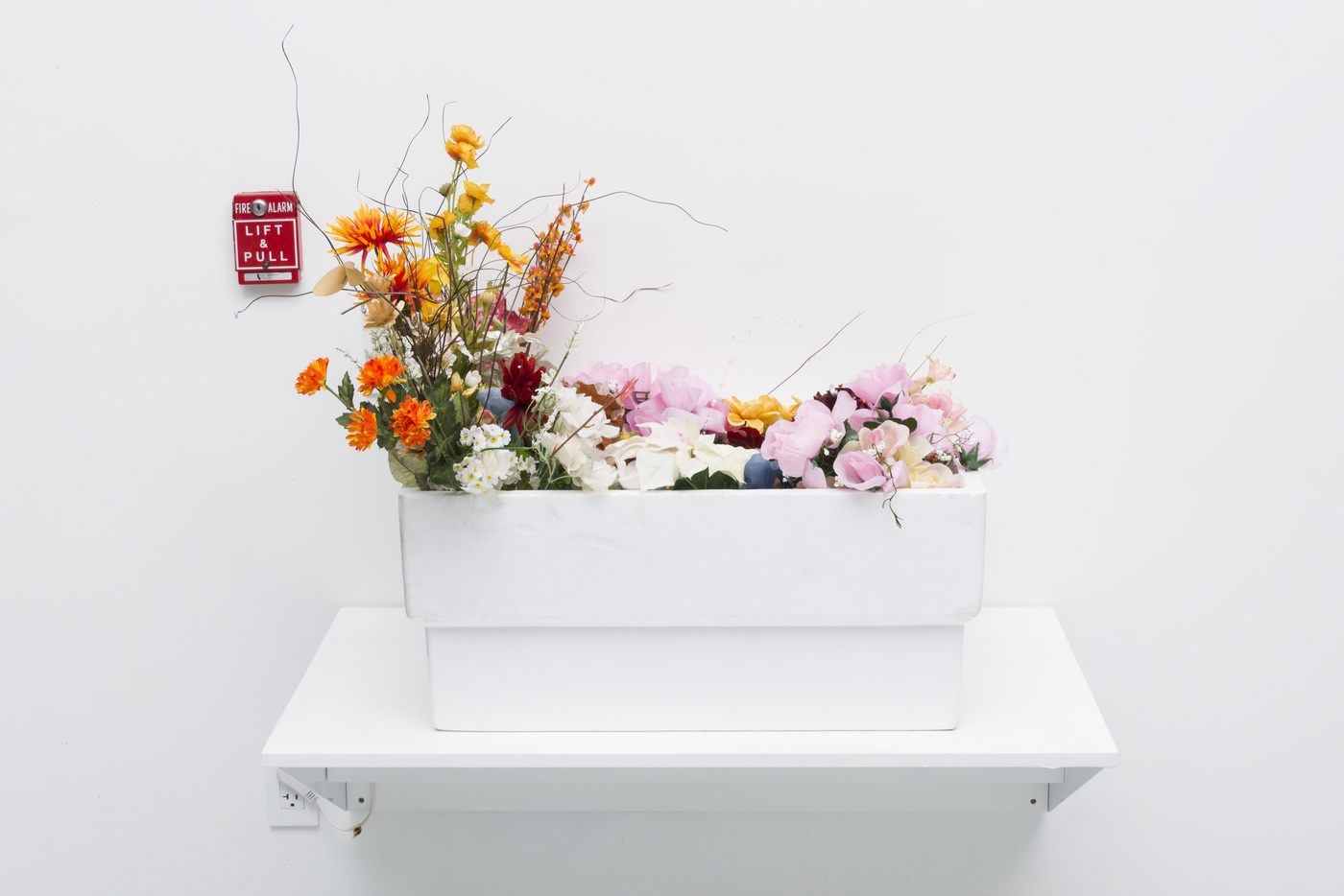 Dylan Spaysky - Recreation of Untitled (Fountain), 2011