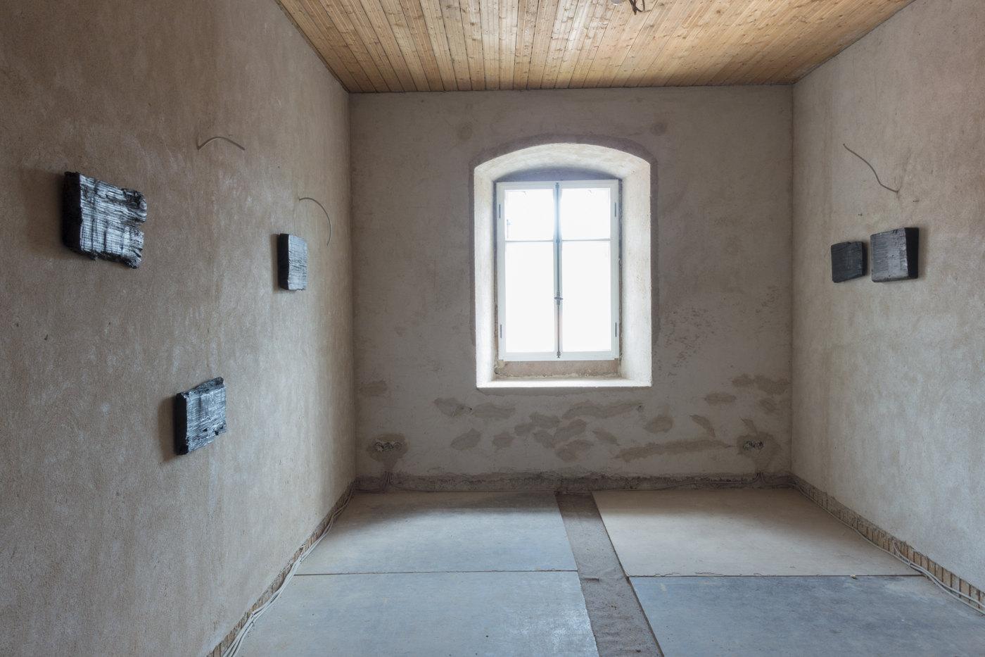 Kunstverein Wiesen_KuWi_Forward to History_Jan Kiefer & Robert Brambora_2016_RB_Room3a
