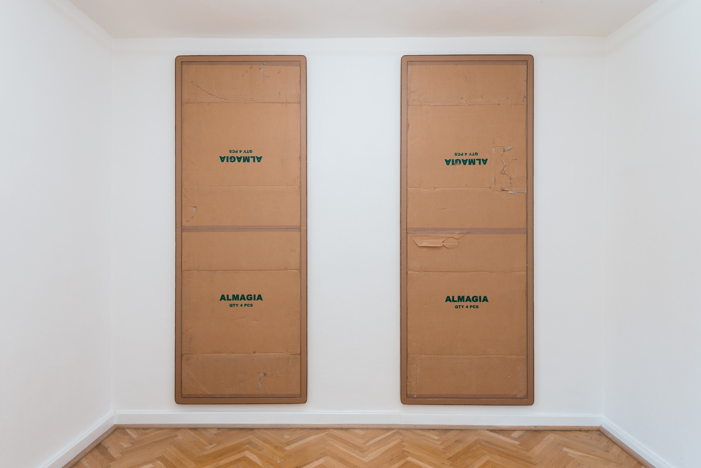 ProcessPerformancePresence_Greber at Kunstverein Braunschweig