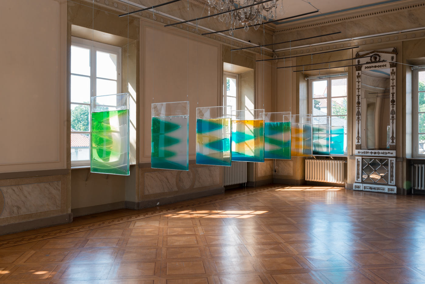 ProcessPerformancePresence_Troemel at Kunstverein Braunschweig 3