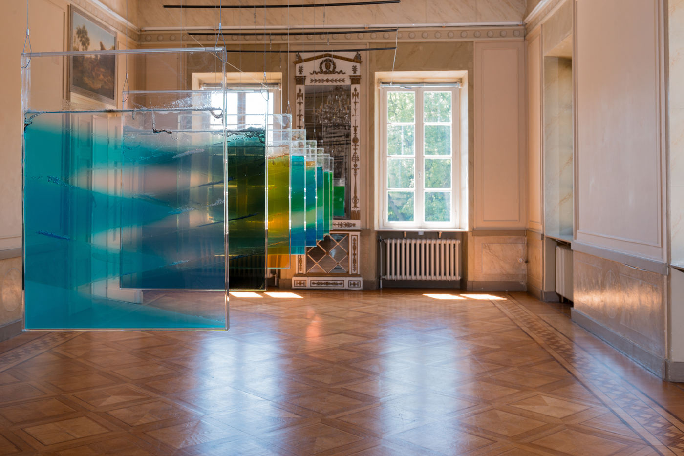 ProcessPerformancePresence_Troemel at Kunstverein Braunschweig