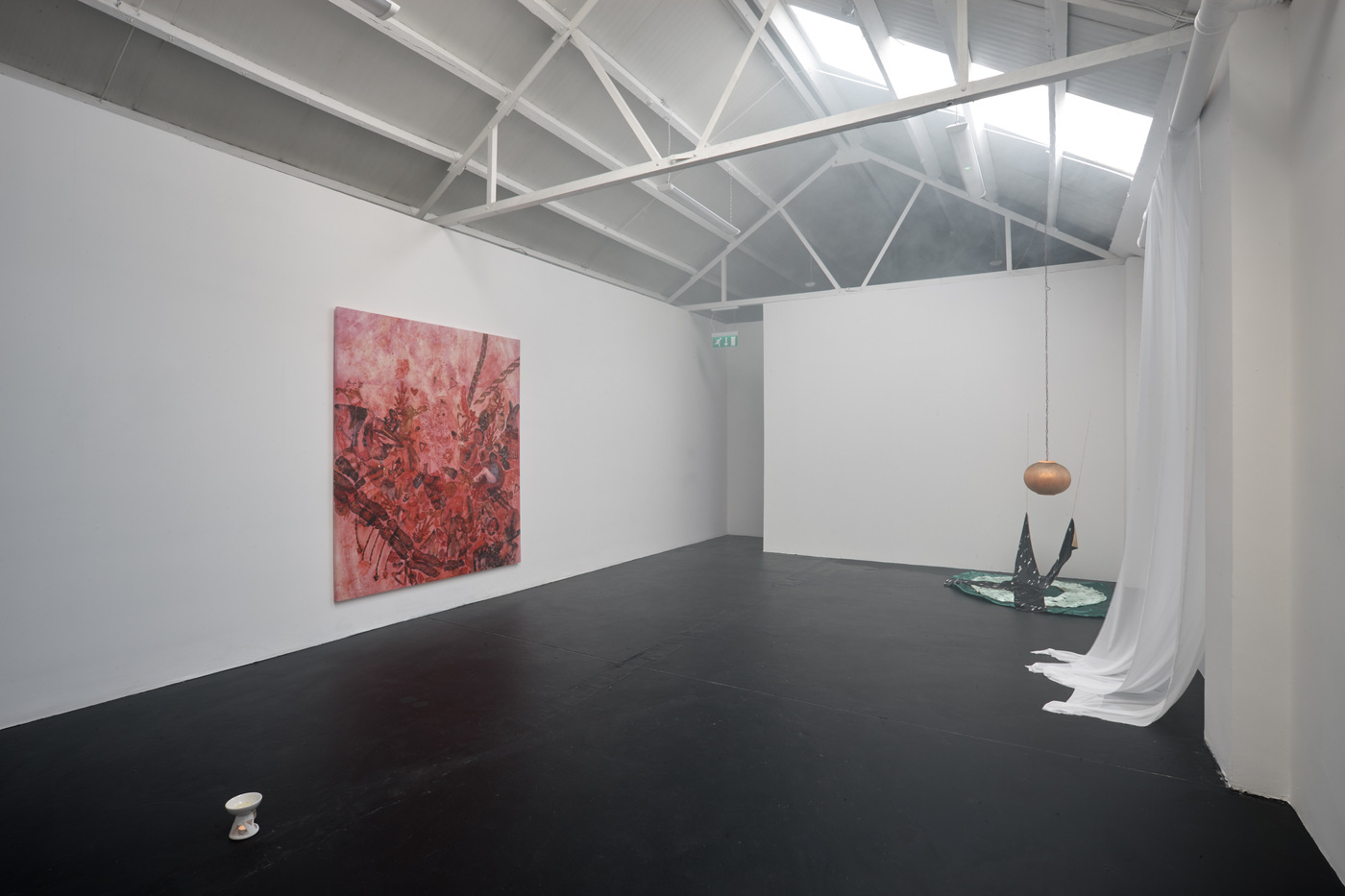 Take this Gum and Stick it - Installation View I