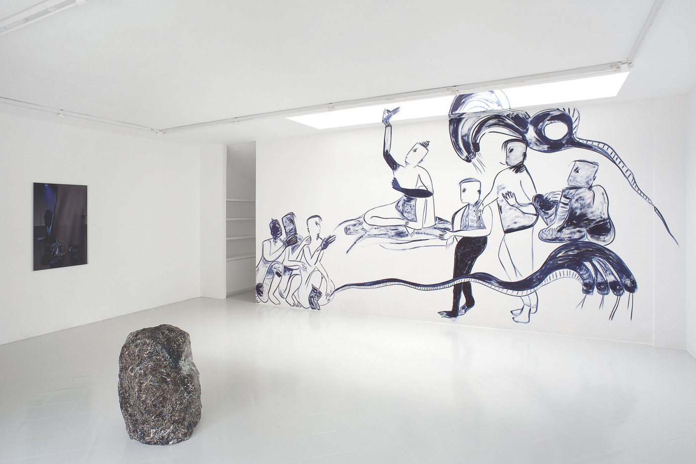 11 - Melike Kara, Lindsay Lawson, Installation View, 2016 - Courtesy Studiolo, Milan