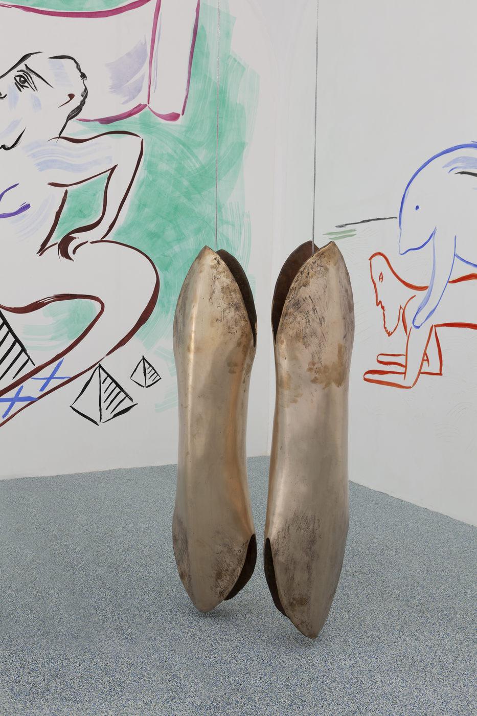19. Camille Henrot, Monday. Installation view, Fondazione Memmo, Rome, 2016jpg