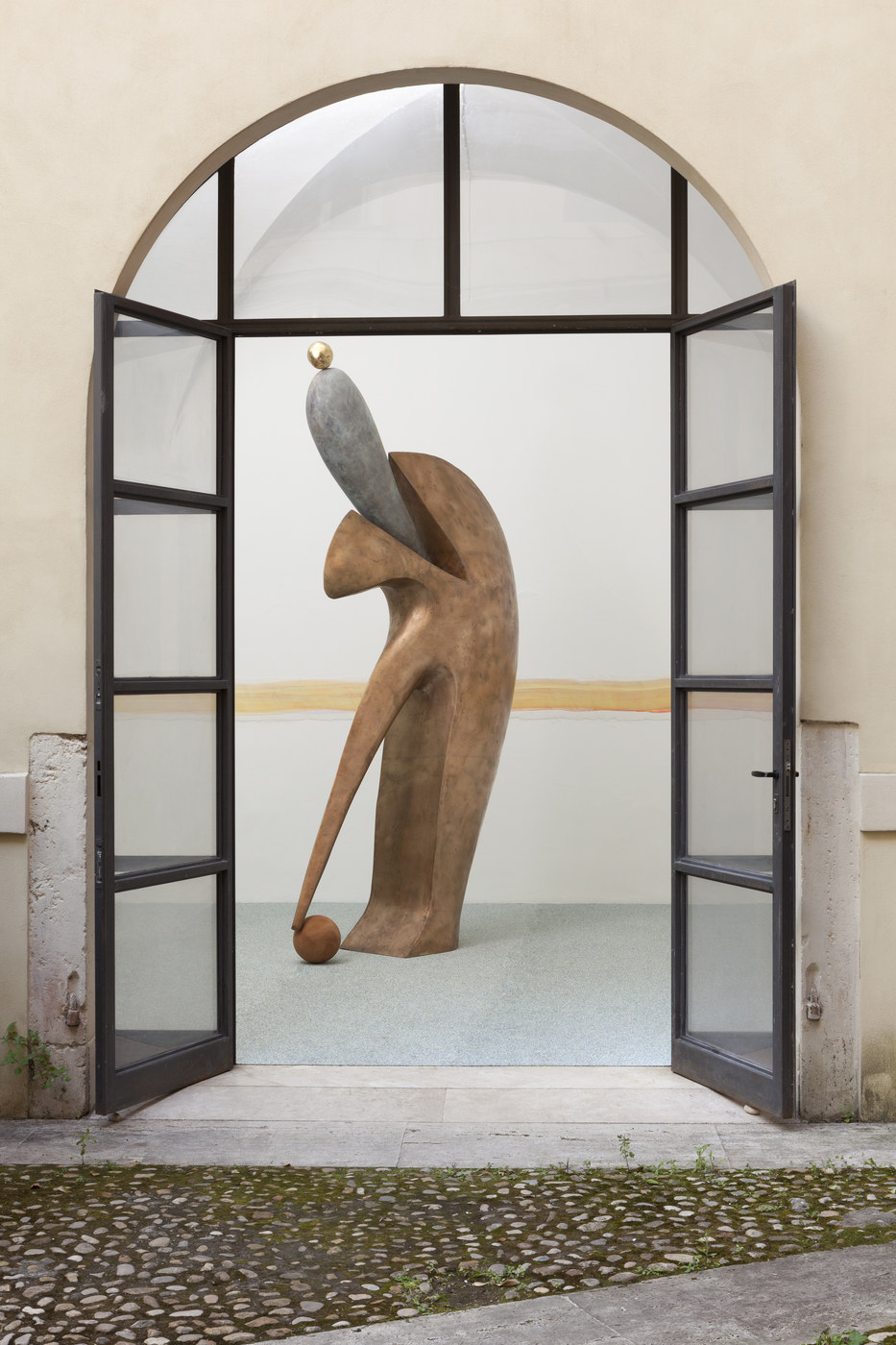 23. Camille Henrot, Monday. Installation view, Fondazione Memmo, Rome, 2016jpg