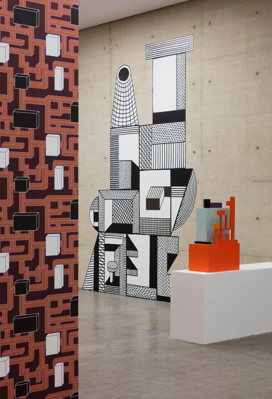 6_Ausstellungsansicht_Nathalie-Du-Pasquier