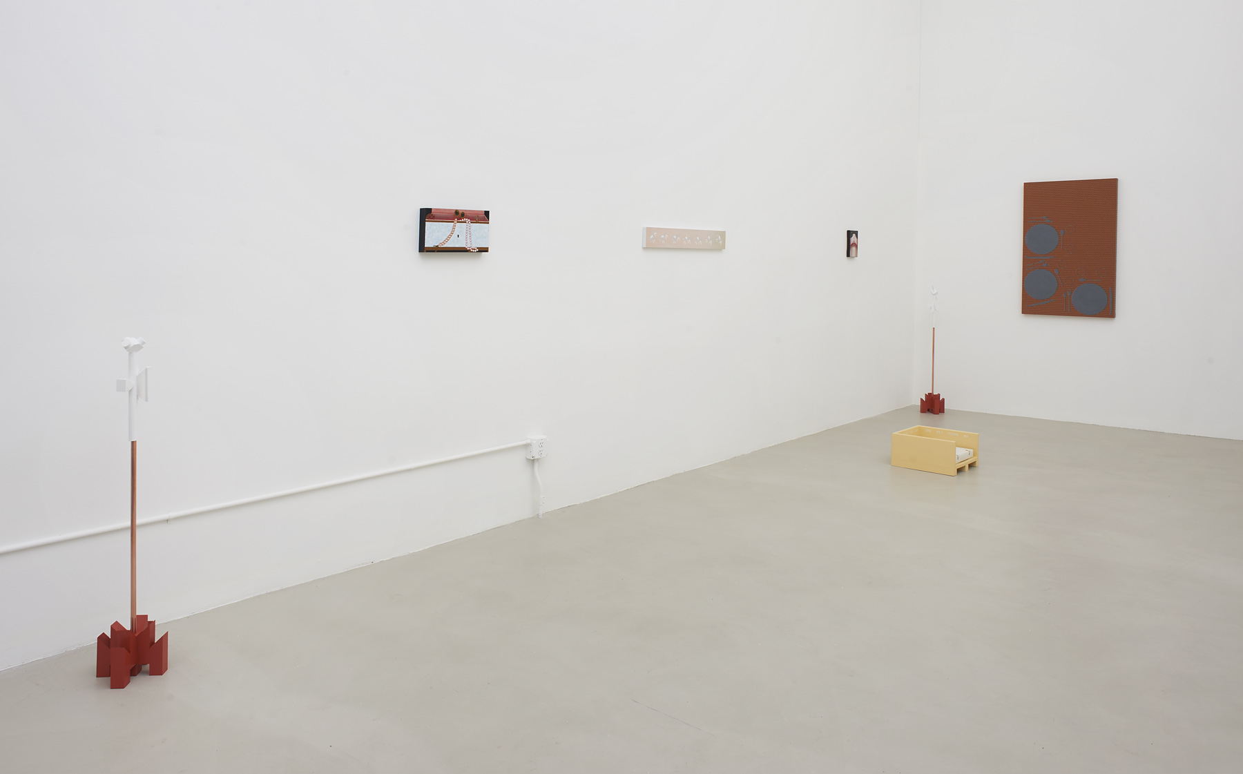 JSG South_All at Once, 2016_Installation view_2