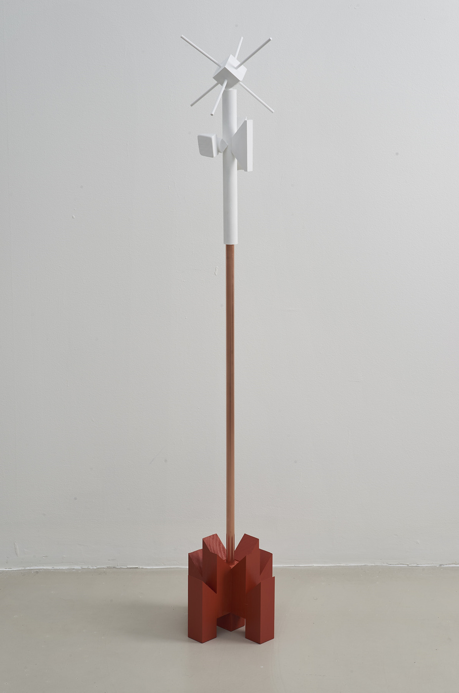 Sutter-Shudo_Pole for the Crib of the Infant Jesus, 2016_43 x 7.5x7.5 inches_NSS00002ST_PRS (1)
