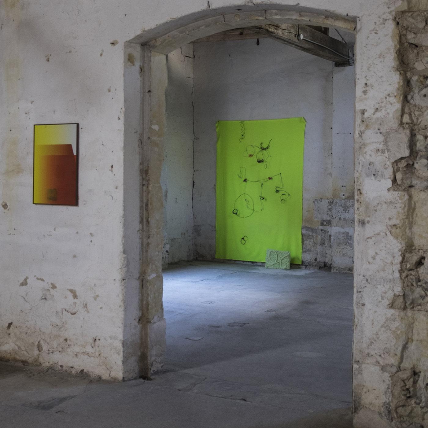 Vue de l'exposition Architropismes_ Les Moulins de Paillard 2016_© FF_03