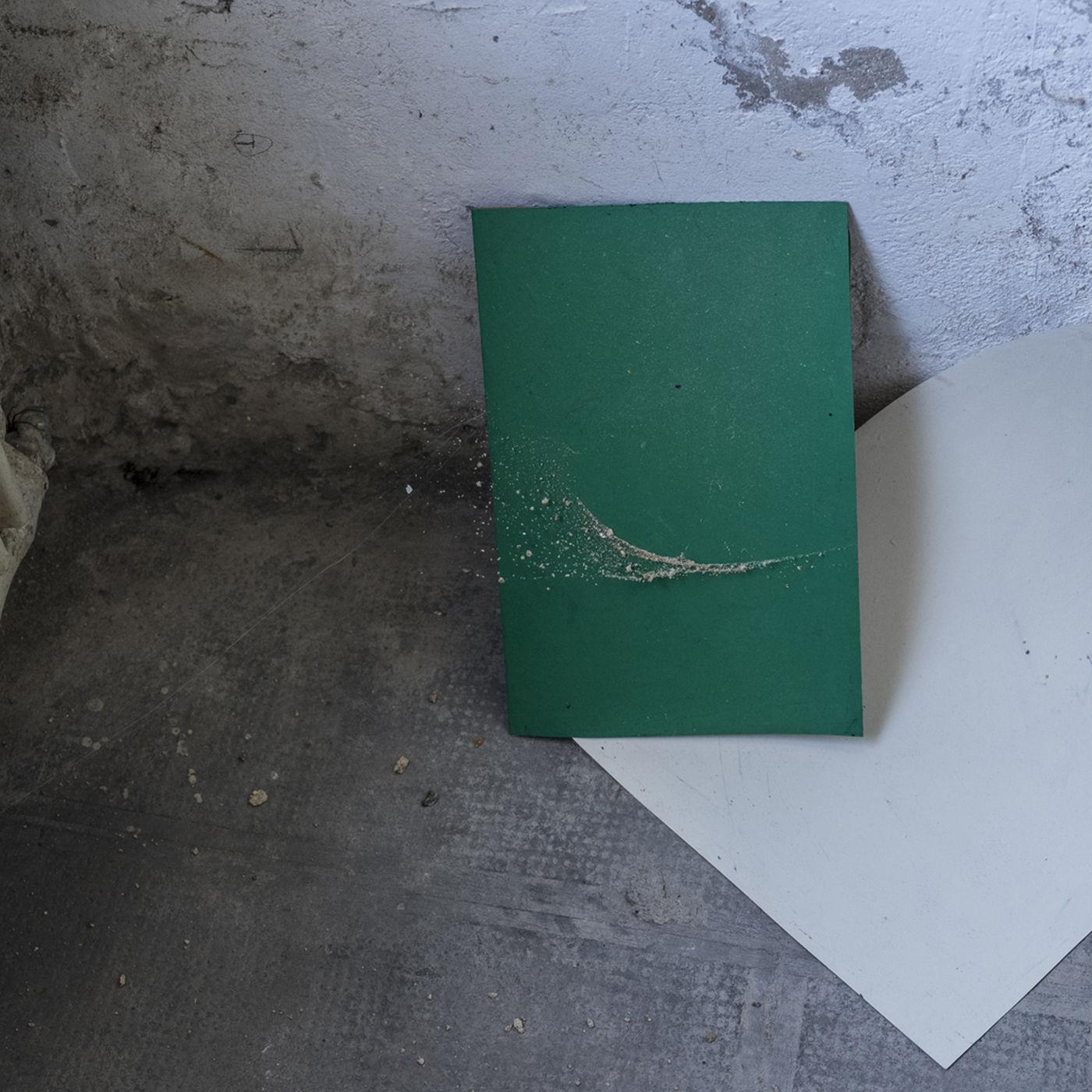 « Dit _ je n'ai jamais été jusqu'à ce point où le riz est trop cuit » (détail)_Shqipe Gashi_Architropismes_ Les Moulins de Paillard 2016_© FF_02