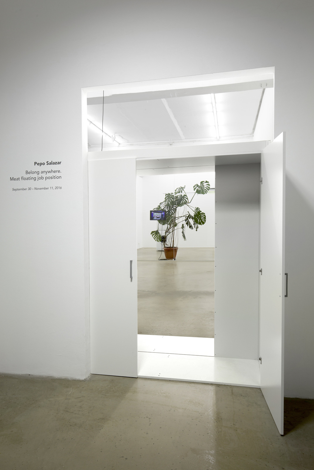 1. Pepo Salazar_exhibition view
