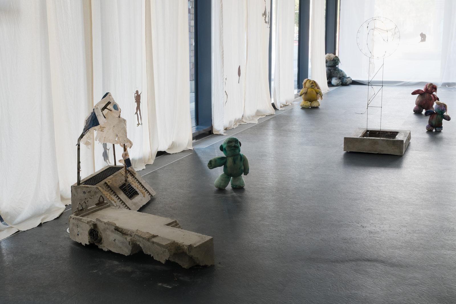14.1_Installation view_ICHTS_2016_Dortmunder Kunstverein_Foto Niklas Taleb