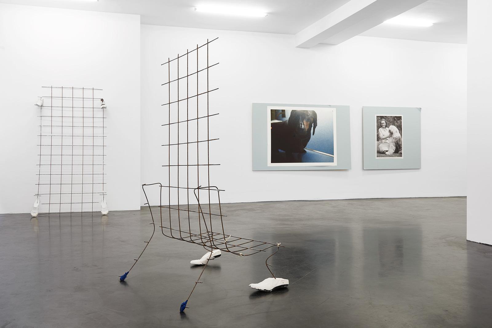 George Rippon Ich bin Hund Installation 6
