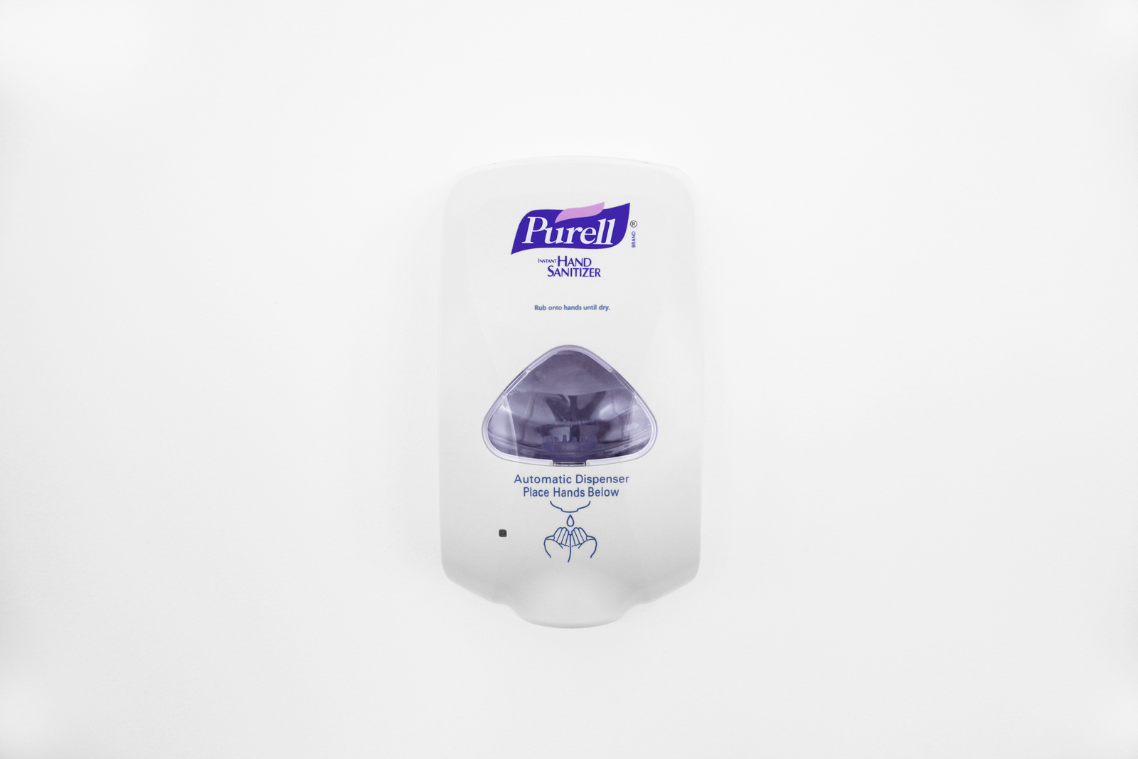 pp7 Untitled (Purell), 2012