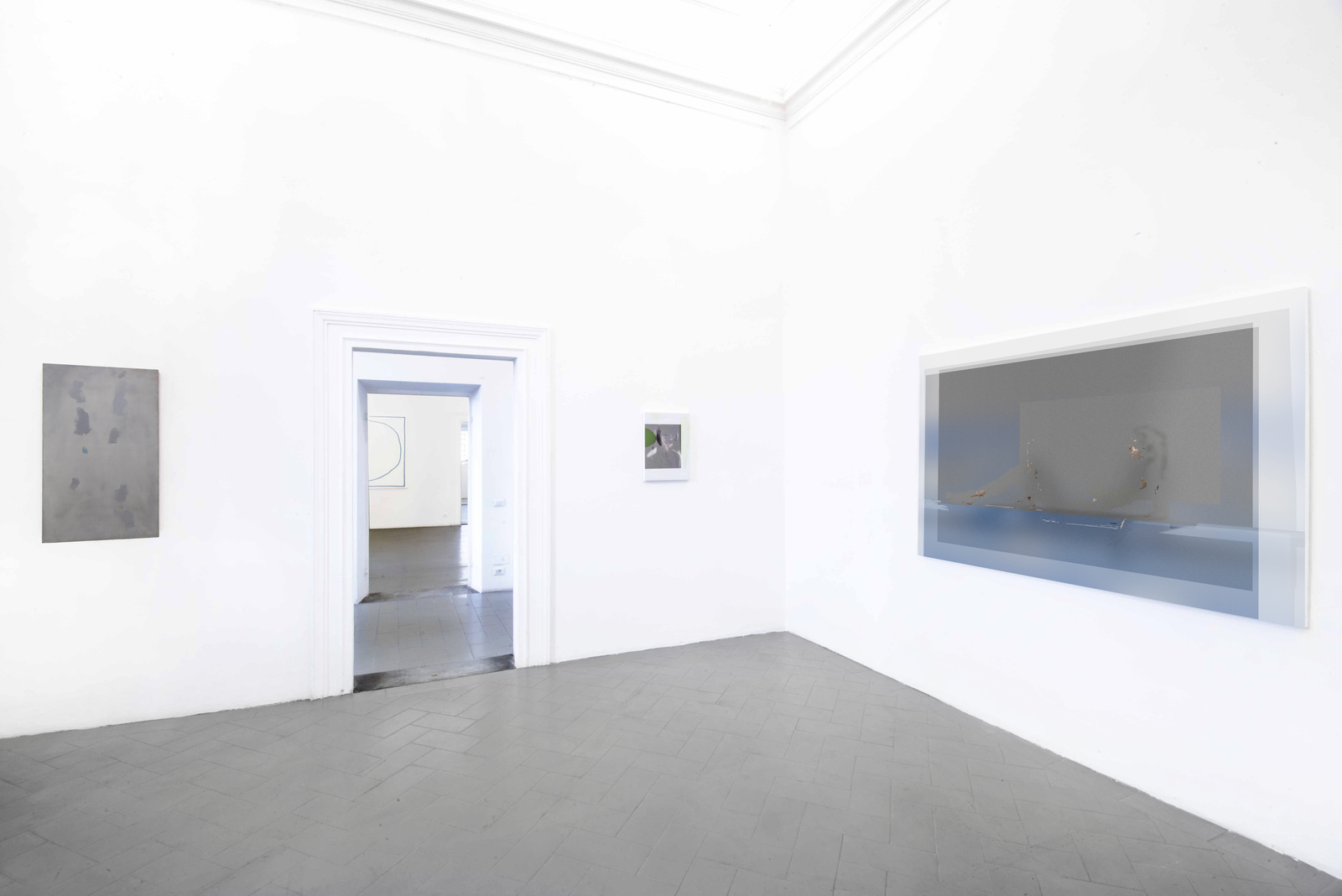 12.Installation View. Matthew Musgrave, Stephen Felton, Joshua Citarella. Courtesy of Eduardo Secci Contemporary