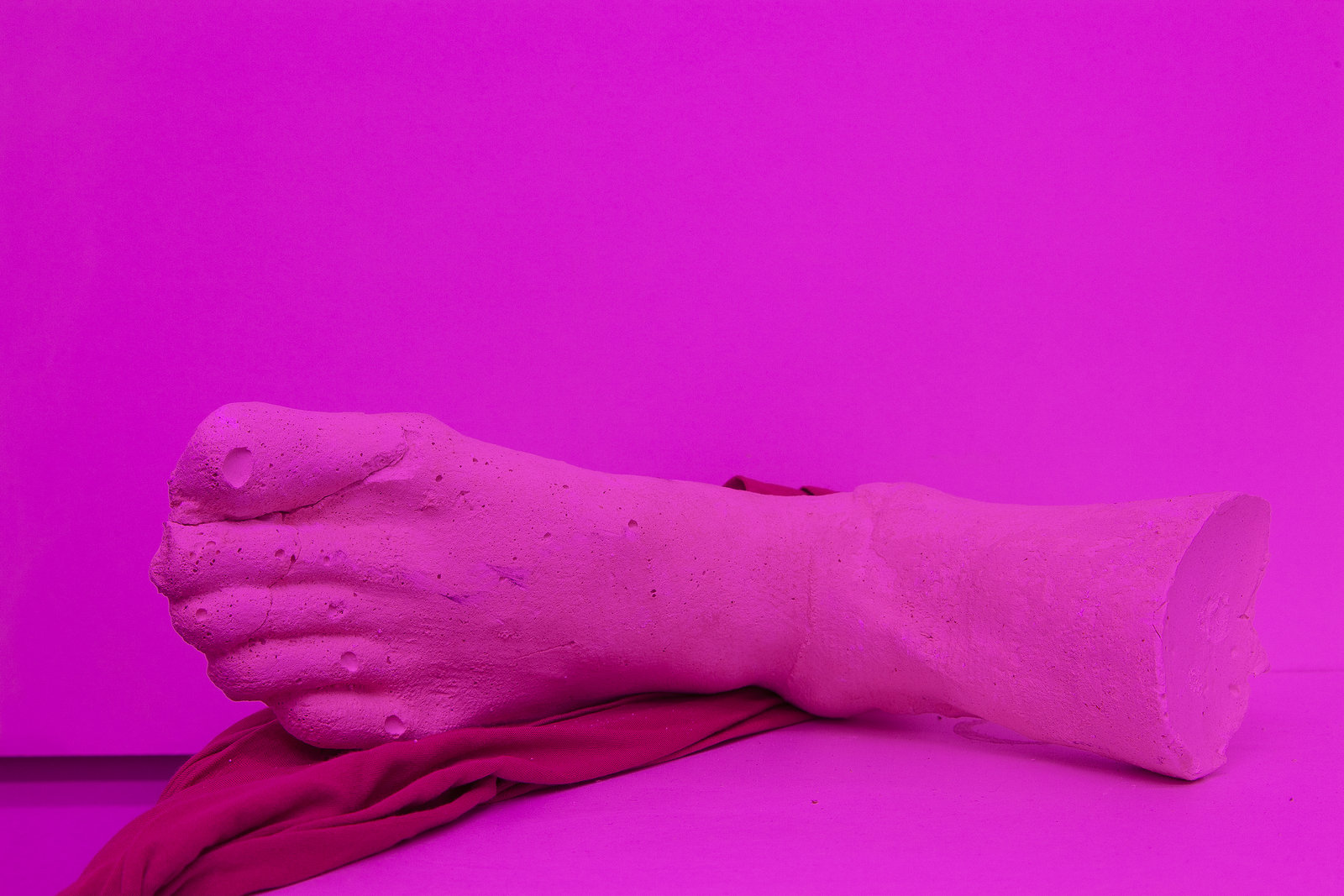 18 - 'De gustibus et coloribus non disputandum' by Horrible Bise at Deborah Bowmann