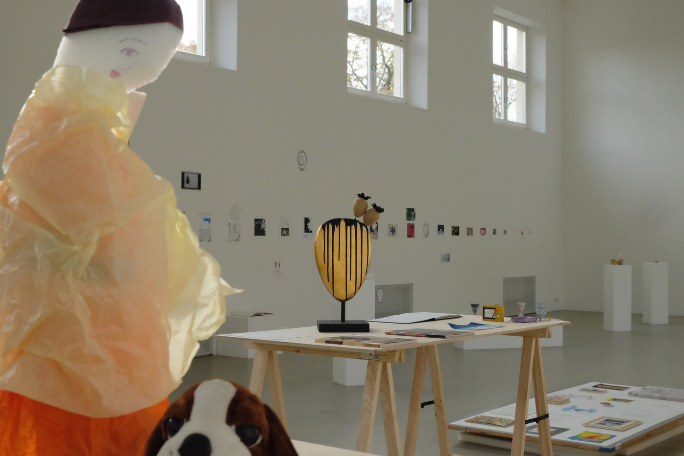 Darius Mikšys, Hayward & Tamayo, Exhibition View in Kunstverein München 2016 © Kunstverein München e.V._39