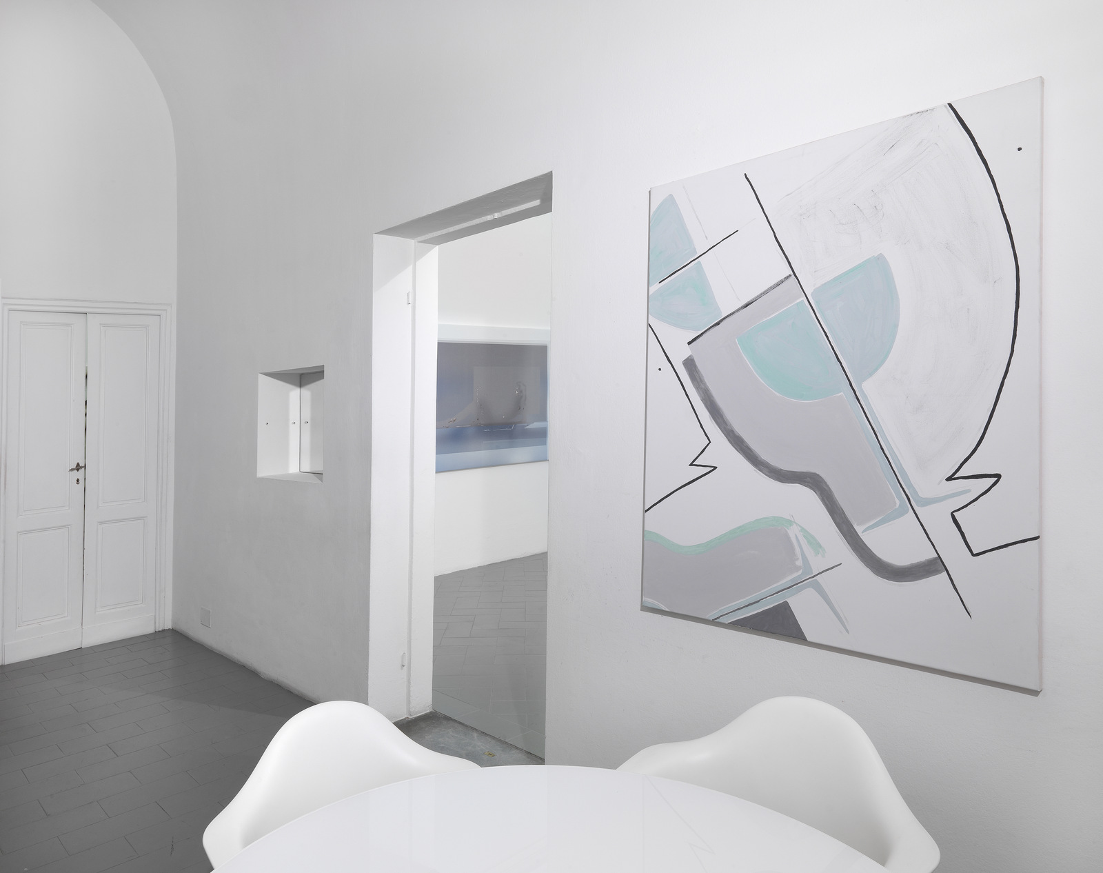 9.Installation View. Joshua Citarella, Zoe de Soumagnat. Courtesy of Eduardo Secci Contemporary