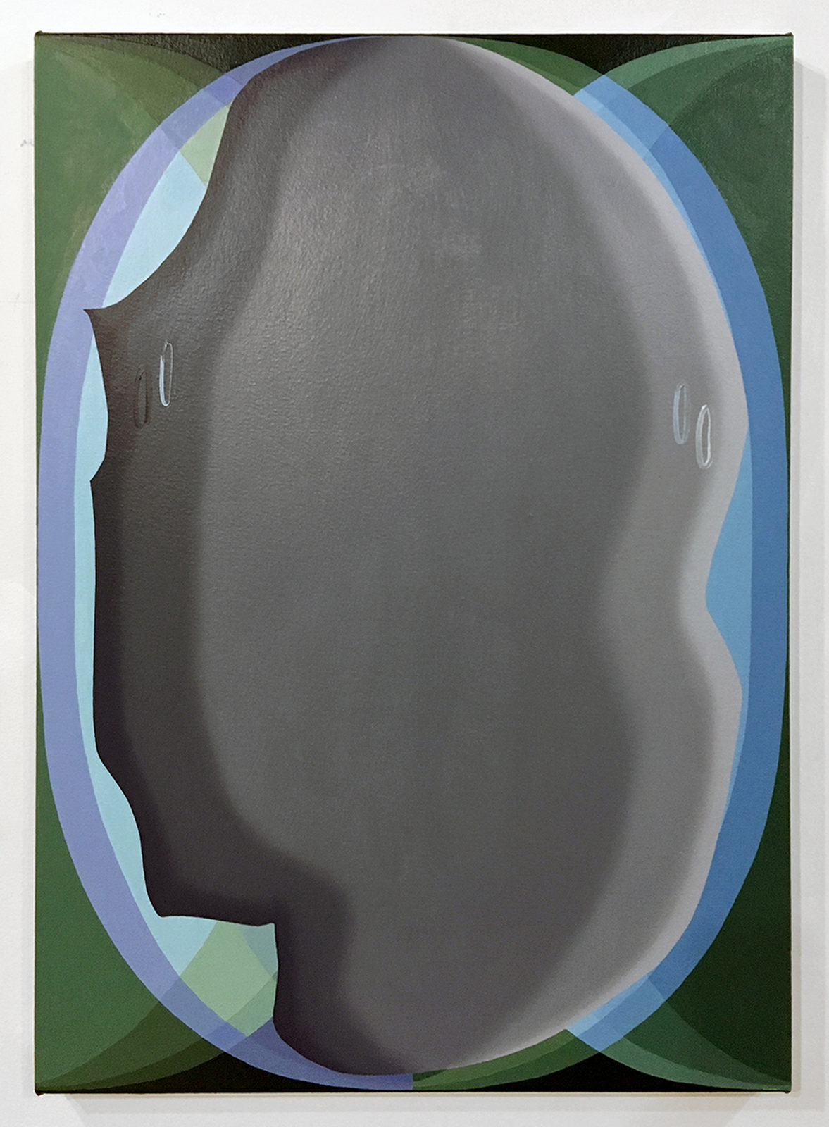 Heather Guertin, A Grey Appearance, not touching
